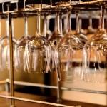 グラスを簡単収納   ワイングラスラック